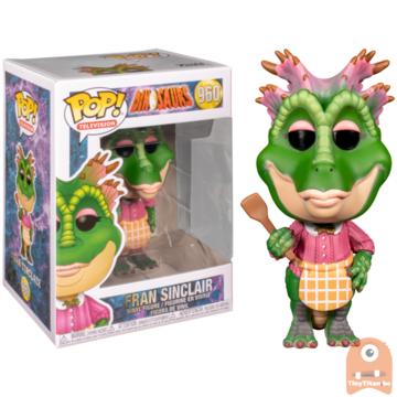 POP! TV Fran Sinclair #960 Dinosaurs