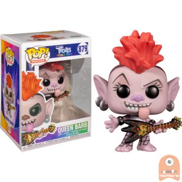 POP! Movies Queen Barb #879 Trolls World Tour