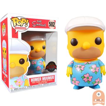 POP! Television Homer Muumuu #502 The Simpsons Excl. SE