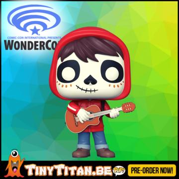 Funko POP! Coco Day Of The Dead Makeup - WonderCon Excl. Disney Pre-Order