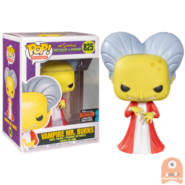 POP! Television Vampire Mr. Burns #825 The Simpsons Excl. NYCC