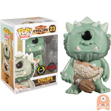 POP! Myth Cyclops #23 Funko Shop Exclusive