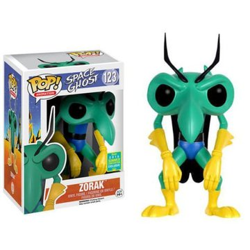Animation Zorak #123 Space Ghost