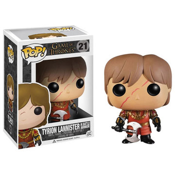POP! Game of Thrones Tyrion Lannister #21 (Battle Armor)