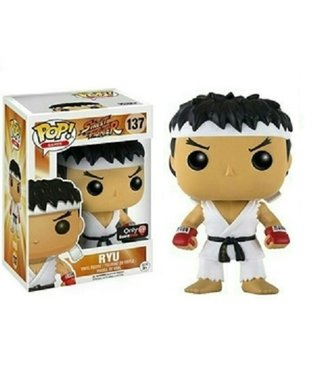 Games Ryu #137 (White Headband) Street Fighter