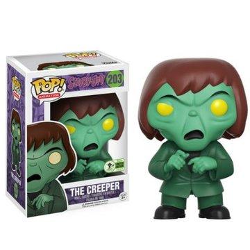 Animation The Creeper #203 Scooby-Doo!