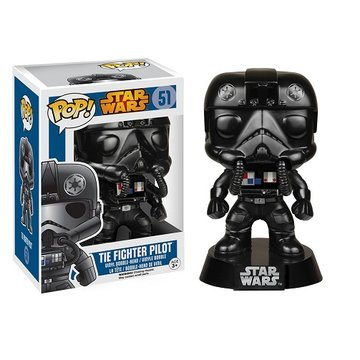 Star Wars Tie Fighter Pilot #51 Vaulted