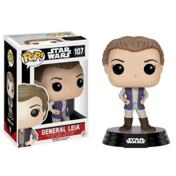 POP! Star Wars General Leia #107 Vaulted