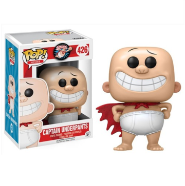 Movies Captain Underpants #426 - Vaulted