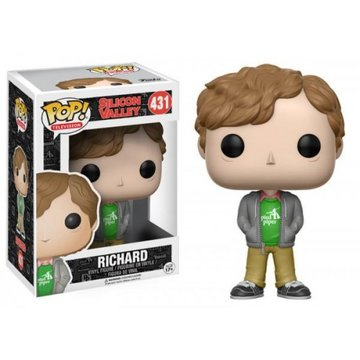 Television Richard #431 VAULTED Silicon valley