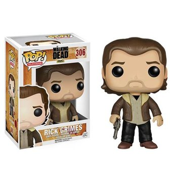 POP! Television Rick Grimes #306 (Season 5) The Walking Dead