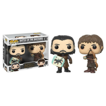 Game of Thrones Battle of the Bastards 2-Pack