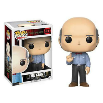 Television The Giant #453 Twin Peaks Vaulted