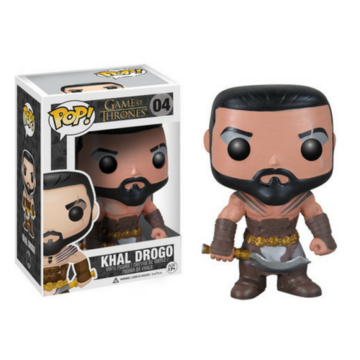 Game of Thrones Khal Drogo #04