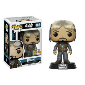POP! Star Wars Bodhi #183 SDCC