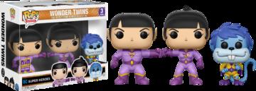 Heroes Wonder Twins (3-pack)
