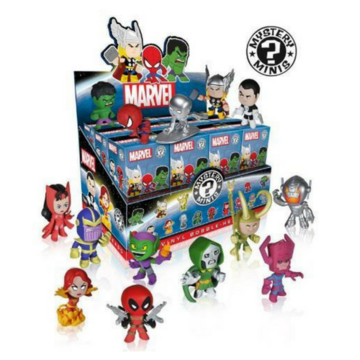 Mystery Mini Blind Box Marvel variant Mix (HT exclusive)