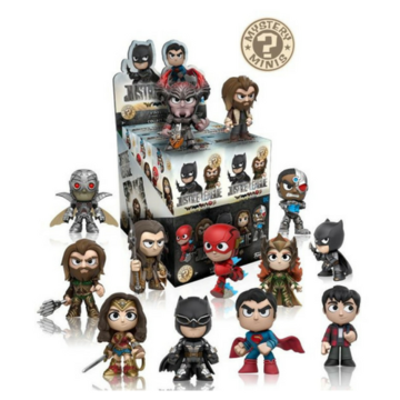 Mystery Mini Blind Box Justice League