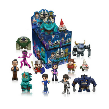 Mystery Mini Blind Box TrollHunters