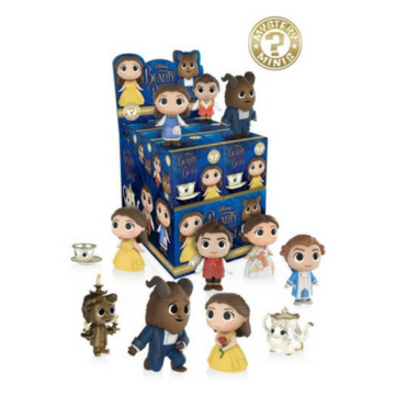 Mystery Mini Blind Box Beauty and the Beast