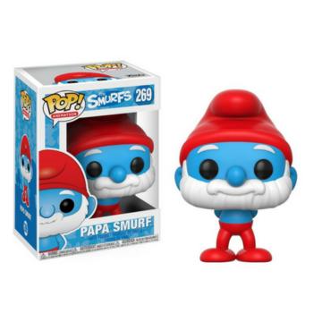 Animation Papa Smurf #269