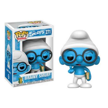 Animation Brainy Smurf #271
