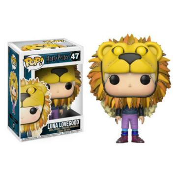 Harry Potter Luna Lovegood (Lion Hat) #47