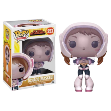 POP! Animation Ochaco (Masked) #253 My Hero Academia