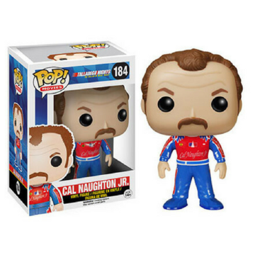 Movies Cal Naughton Jr. #184 Talladega Nights - Vaulted