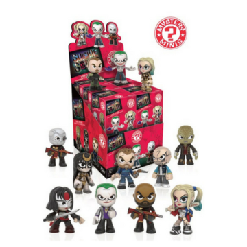 Mystery Mini Blind Box Suicide Squad