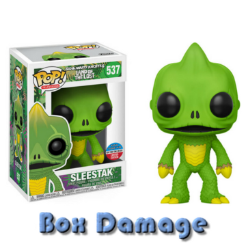 Television Sleestak (dmg) #537 Land of the Lost