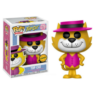 Animation Top Cat #279 CHASE