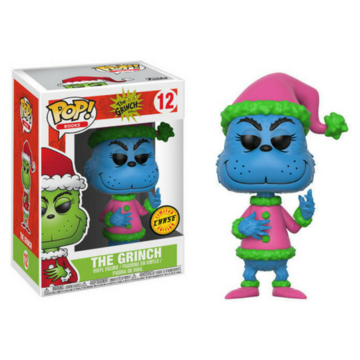 Books The Grinch CHASE #12 The Grinch