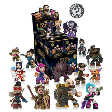 Mystery Mini Blind Box League of Legends
