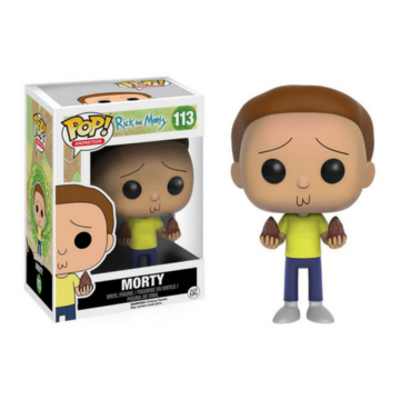 POP! Animation Morty #113 Rick and Morty