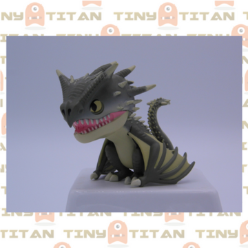 Mystery Mini Hungarian Horntail Dragon - Harry Potter