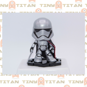 Mystery Mini Captain Phasma - Star Wars Last Jedi