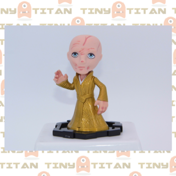 Mystery Mini Supreme Leader Snoke - Star Wars Last Jedi