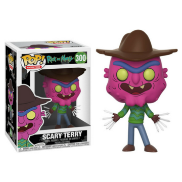 Animation Scary Terry #300 Rick and Morty