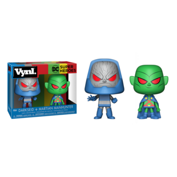 Vynl. Darkseid + Martian Manhunter