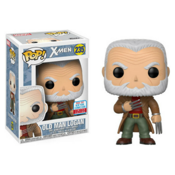 POP! Marvel Old Man Logan #235 X-Men