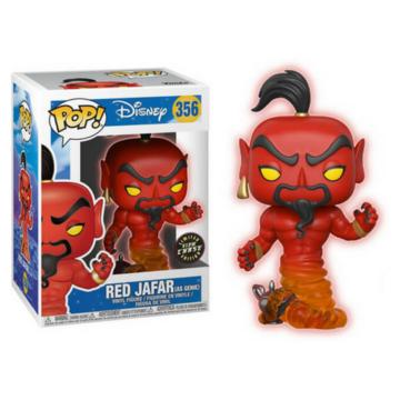 Disney Red Jafar GITD CHASE #356
