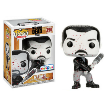 POP! Television Negan - Black & White #390 The Walking Dead