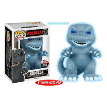 Movies Godzilla (GITD) - Ghost #239