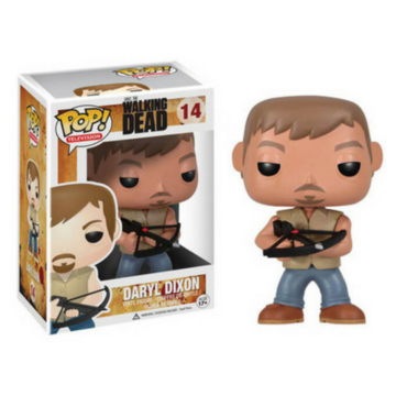 television Daryl Dixon #14 The Walking Dead - Vaulted