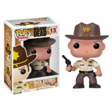 POP! Television Rick Grimes #13 The Walking Dead