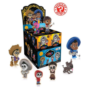 Mystery Mini Blind Box Disney CoCo