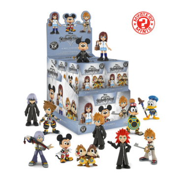 Mystery Mini Blind Box Disney Kingdom Hearts