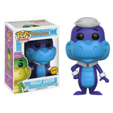 Animation Wally Gator - Blue #170 - CHASE - Vaulted