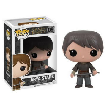 POP! Game of Thrones Arya Stark #09